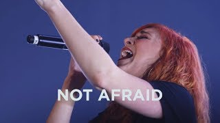 Jesus Culture Not Afraid Live
