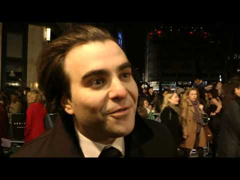 Nicholas Jarecki Interview - Arbitrage Premiere Mp3