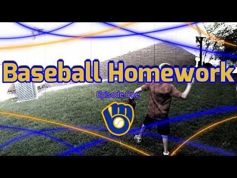 Baseball Homework - Episode One