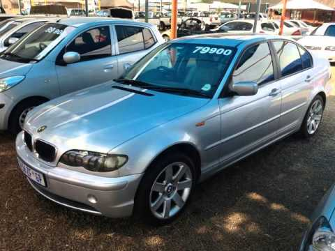 2003 bmw 3 series 320d f l e46 auto for sale on auto trader south africa youtube. Black Bedroom Furniture Sets. Home Design Ideas