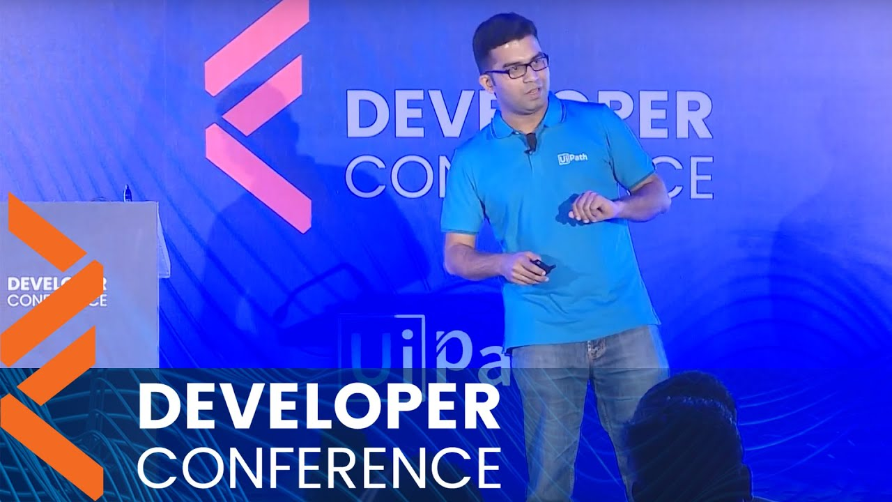 UiPath DevCon 2019: Automation as a Service