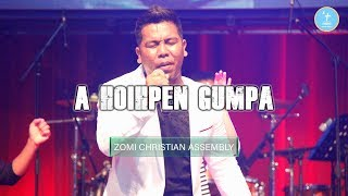 04.A Hoihpen GumPa (Beautiful Savior) - Zomi Christian Assembly (Offcial Music Video with Lyric)