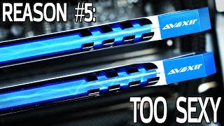 4 Reasons Not To Buy Avexir Raiden RAM