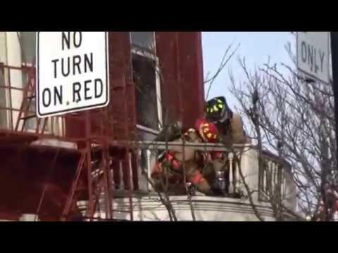 Cincinnati Fire Response On Point - 31
