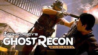 Ghost Recon Wildlands CO-OP (PT-BR) #02 - Me perdi da BRODaria e fomos perseguidos