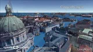 what does two degrees celsius global warming look like in copenhagen denmark