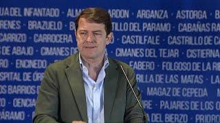 "Mañueco quiere ""cinco diputados como mínimo"" para hacer a Casado presidente"