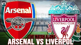 Arsenal Vs Liverpool Live Watch Along Ft Kofi (Liverpool Fan)