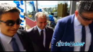 Sinop Hotel Nort Saıls açılışı - Nuh Dursun Aktan 17 Nisan 2015