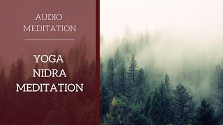 Yoga Nidra Guided Meditation