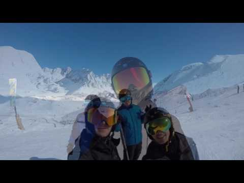 Andorra 2017 skiing cambridge