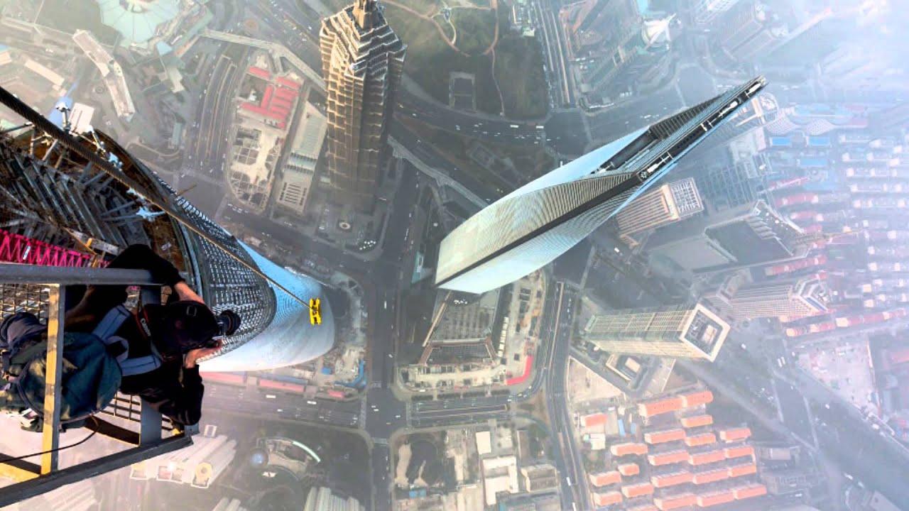 Shanghai Tower 650 Meters Song Cut N To Trauma Youtube
