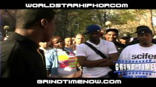 Grind Time Presents: D.N.A vs Prophit