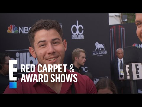 Nick Jonas Talks Planning Joe Jonas' Bachelor Party | E! Live from the Red Carpet