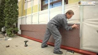 видео Облицовка панелями зданий