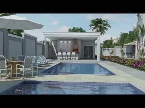 Tour Virtual MRV La Fontaine Apartamentos em Londrina