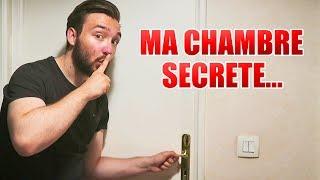 LA CHAMBRE SECRETE de DAVIDLAFARGEPOKEMON !!