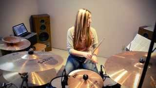 "Drum Cover : Kennedy Phelan ~ R5 ~ ""Pass Me By"""
