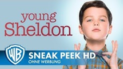 YOUNG SHELDON Staffel 1 - 10 Minuten Sneak Peek Deutsch HD German (2018)