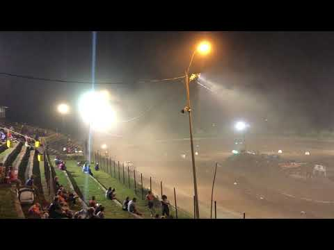 7-5-2019 I-77 Speedway UMP Modified Heat Race #2