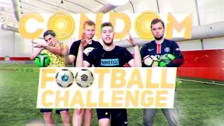 Фиферы VS Презервативы / Football Condom challenge