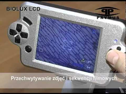 F.h. prymus optek.pl mikroskop biolux lcd youtube