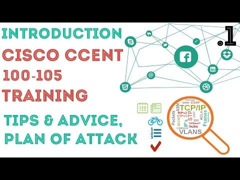 Cisco - CCENT/CCNA R&S (100-105)  - Introduction. 01
