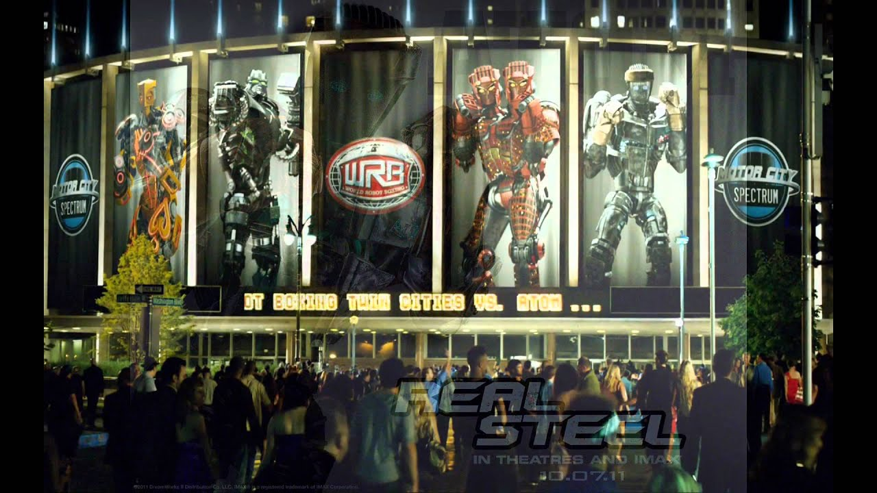 Real Steel music ringtone for phones