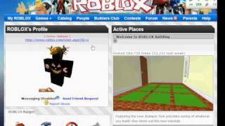 ROBLOX is online OMG!!!!