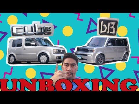 2003 Toyota BB (J) X 2003 Nissan Cube (J)