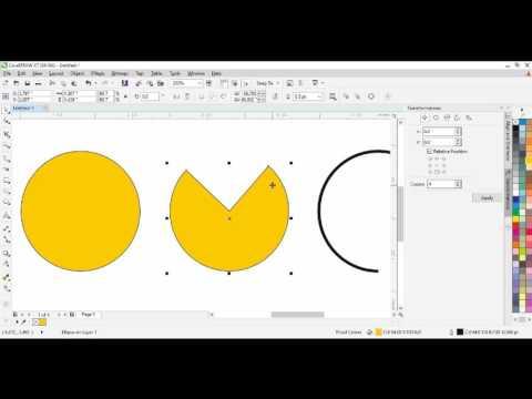 coreldraw basic tutorials
