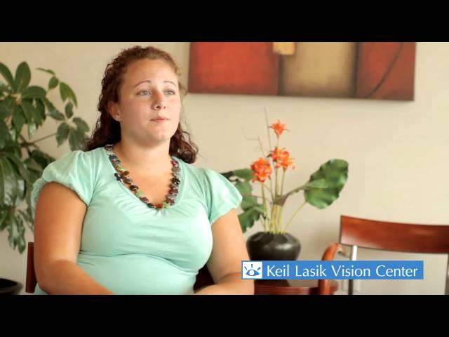 Katie Dole - Keil Lasik Patient Testimonial | Keil Lasik
