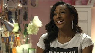 Let's Talk... Body Changes with Alexandra Burke