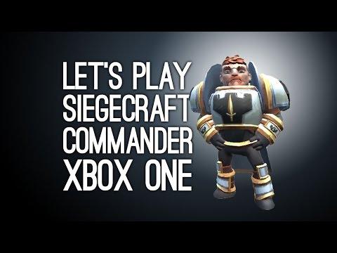 Siegecraft Commander Gameplay: Let's Play Siegecraft Commander Xbox One