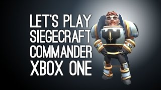 Siegecraft Commander Gameplay: Let