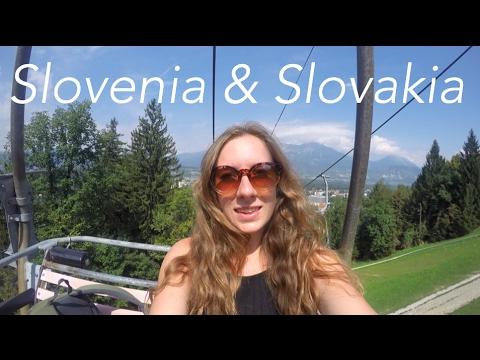 Slovenia & Slovakia  I TRAVEL THE WORLD