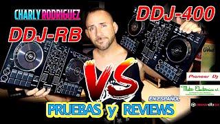PIONEER DDJ-RB vs PIONEER DDJ-400 (Comparativa)