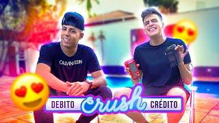 ELE PASSOU A TAINÁ COSTA NO CRÉDITO! ft Renato Garcia *Débito ou credito*‹ JonVlogs ›