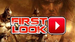 Age of Conan: Unchained Gameplay - First Look Video Preview HD