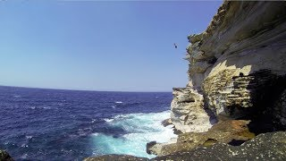 Lurline Bay / Maroubra Cliff jumps (Sydney Australia)  - Sky level