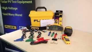 Fluke 1652C -  измеритель параметров электроустановок(Заказать Fluke 1652C с доставкой по России - http://www.tec-electro.ru/products/fluke-1652c.html., 2015-02-08T17:00:04.000Z)
