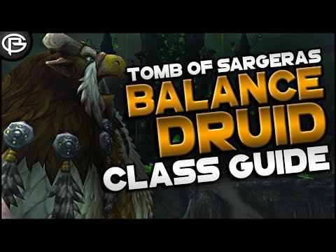 7.2.5 Basic Guide // Druid - Balance
