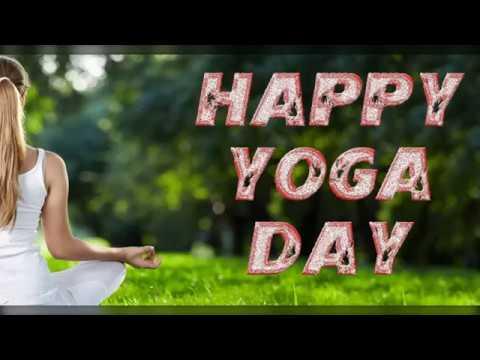 21 June International Yoga Day Yoga Day Status Whatsapp Quotes Youtube