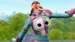 "NEW! VALENTINES SKIN ""SKULLY"" SHOWCASED 😍❤️ FORTNITE SEASON 7"