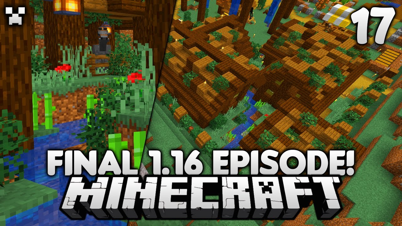 1.17 Is Coming!! | Let's Play Minecraft Survival Ep.17