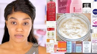 HOW TO MIX YOUR LIGHTENING CREAM FOR FASTER RESULTS/ GET FAIR IN 7 DAYS NO JOKES