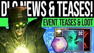 Destiny 2   INSTANT SUPERS! HUGE UPDATE! Exotic Glitch, Hidden Nightmare, Festival Info & Eververse