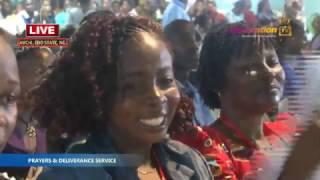 prayer deliverance service 29th march 2017 apostle johnson suleman