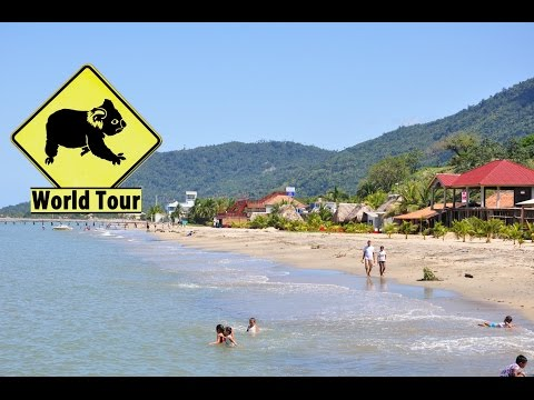 Voyage au Honduras Trujillo Colónet Mer des Caraïbes Maryse & Dany © Youtube