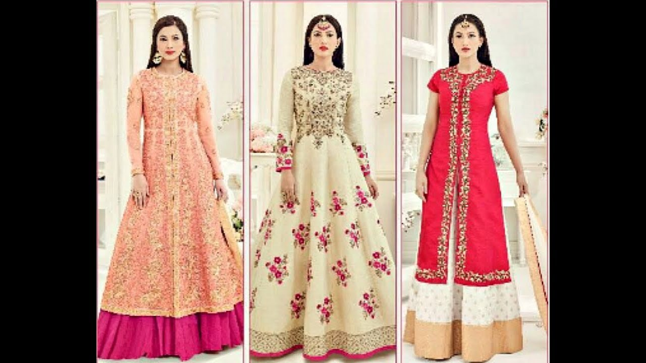 Latest Eid Special Indian Gowns Salwar Suit - Best Indian Dress ...